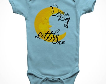 Dream Big Little One Baby Onesie Infant Bodysuit