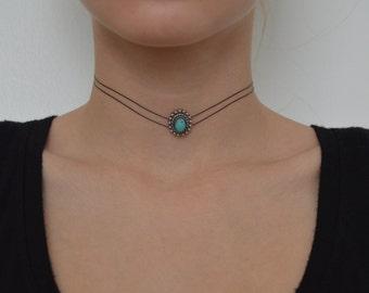 Turquoise Poise
