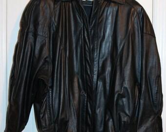 G111 Vintage Leather Jacket