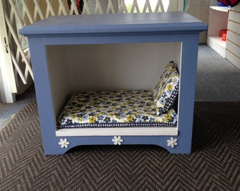 Comfortable Blue House Bed