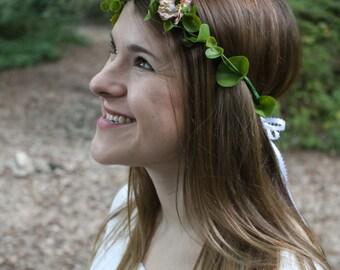 Bridal Crown, Bridesmaid Crown, Boho Crown