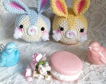 TSUM tsum Panpan ou miss Bunny de Bambi disney crochet amigurumi