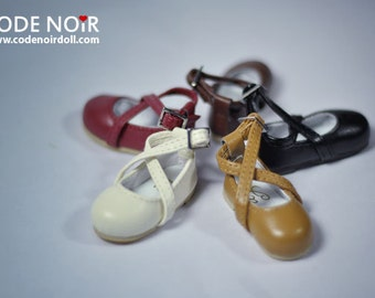 CODENOiR - BJD Maryjane shoes for YoSD / 1/6 BJD (5 colours)