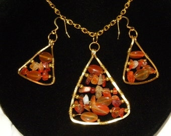 Amber Triangles