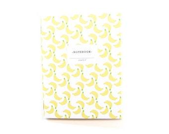 Bananas! Mini Notebook