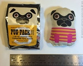 Nerfect Pug-Pack / Series 3 (Blind-Bagged Stuffed Toy)