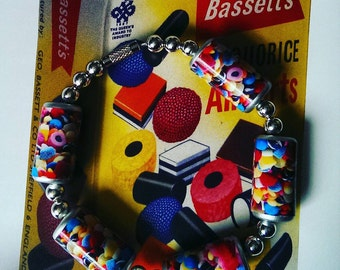 Liquorice Allsorts Bangle