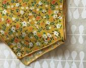 Prairie Floral Cloth Napkins