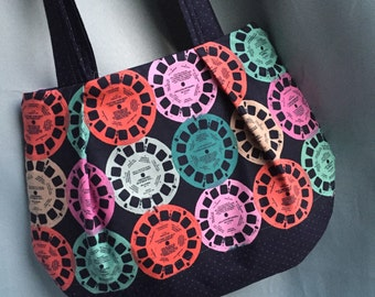ViewMaster Bag - Snap Closure Purse