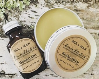 Beard Kit   Beard Care Set   Beard Balm   Beard Oil   Natural Beard Care   Herbal Beard Conditioner   Beard Gift Set   Mens Grooming   Beard