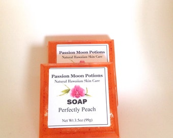 Perfectly Peach Soap