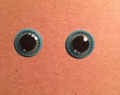 Blythe or Byul Stock Chips - Bright Blue Doll Eye Chips - from Byul Hermine - Innocent World