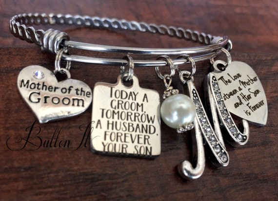 Mother Of The Groom Gift: Mother Of The GROOM Gift Today A Groom Tomorrow A Husband