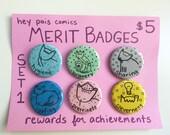 Hey Pais Merit Badges--reward your achievements
