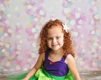 Ariel dress, Ariel costume, little Mermaid dress, the little mermaid, princess Ariel, Ariel Tutu dress, Ariel birthday, Ariel party, Ariel