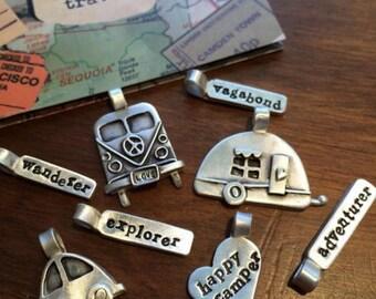 Wanderlust vintage camping charms