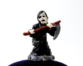Death Push Pin Grim Reaper