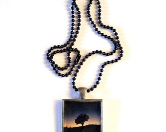 Joshua tree necklace etsy for Sunset pawn and jewelry