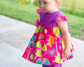 Baby Girls Dresses - Baby Girls Outfit - 1st Birthday Outfit - Newborn Dress - Newborn Doll - Reborn Doll - sizes new born to 24 months