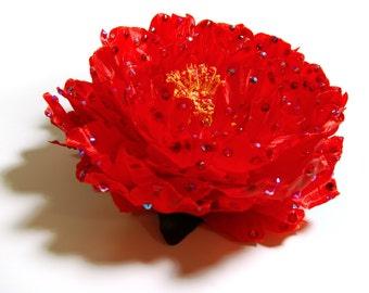 HAVOC Fleur - Red Peony