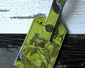 Bell's Hopslam Luggage Tag