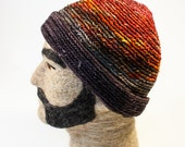 "Nalbound ""Volcano"" Beanie Hat"