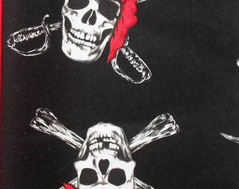 Seat Belt Cover - Pirate Skulls - Car Accessories