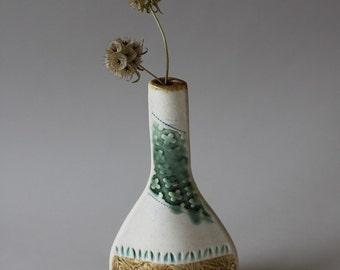 Ceramic Vase, Ceramic Bottle, Flower Vase, Ceramic Flower Pot, Pottery Vase, Modern Ceramic Vase, Pottery Gift