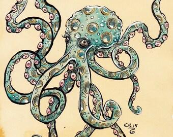 Octopus - PRINT