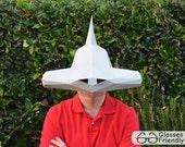 DIY Hammerhead Shark Mask - Paper Pattern Instant Download   Halloween Mask   Paper Mask   DIY Mask