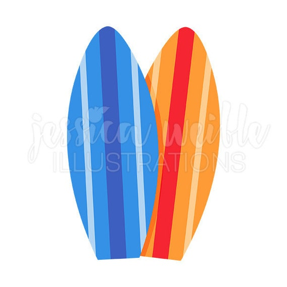 blue and orange surfboards cute digital clipart surfboards clip art rh catchmyparty com hawaiian surfboard clipart hawaiian surfboard clipart