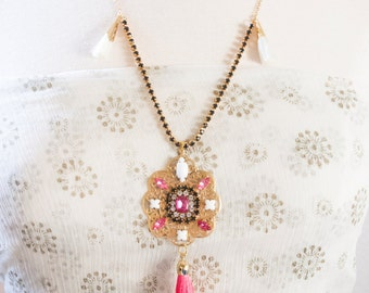 Dalaj /// Necklace by Jhumki Designs