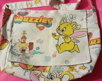 Wuzzles Messanger Bag purse