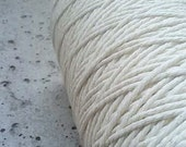 0.5kg or 1kg cotton rope - 3mm diameter, twisted Cord for Macrame projects