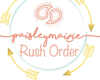 Rush Processing and Priority Mail Options