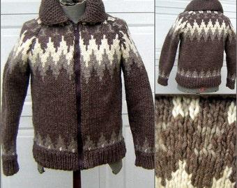 Heavy wool sweater | Etsy