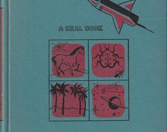 The Real Book of Jokes by Margaret Gossett Vintage Children's Book, C1954