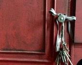 Collection of Antique French Keys-Paris Fleamarket Brocante- Old Keys