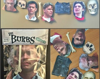 The Burbs - Garland Banner
