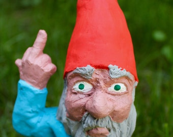 Zombie Gnomes: Not So Timid Tim