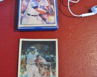 Vintage Nasta AM Transistor Baseball Card Radio