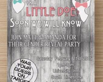 Little Buck or Little Dow