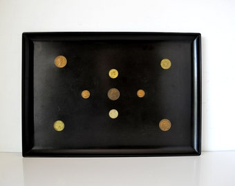 Early Couroc of Monterey Coin Tray
