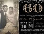 50th/60th Anniversary Party Invitation