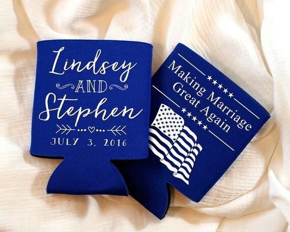 Wedding Favors 4th Of July Fun