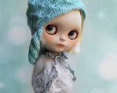 Blythe Ooak Set SONG Of The WIND By Odd Princess Atelier, Cap, Seater, Bloomers, Special Outfit