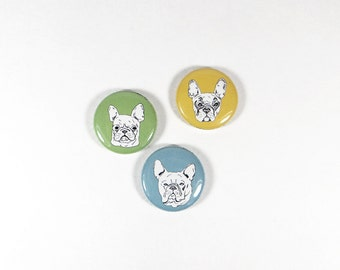 French bulldog magnets