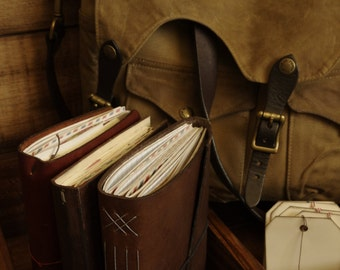 A Classic Leather Journal