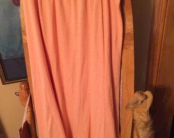 Vintage Diane Von Furstenberg Maxi Skirt