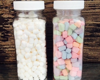 Micro Mini Marshmallow ~ Hot Cocoa Marshmallows ~ Rainbow Cereal Marshmallows ~ Your Choice